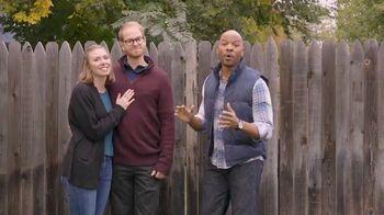 Tuff Shed TV Spot, 'Backyard Makeover: Man Cave' - Thumbnail 1
