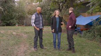 Tuff Shed TV Spot, 'Backyard Makeover: Man Cave' - Thumbnail 3