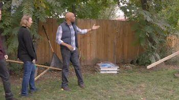 Tuff Shed TV Spot, 'Backyard Makeover: Man Cave' - Thumbnail 4