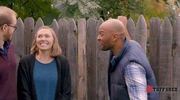 Tuff Shed TV Spot, 'Backyard Makeover: Man Cave' - Thumbnail 5