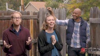 Tuff Shed TV Spot, 'Backyard Makeover: Man Cave' - Thumbnail 6