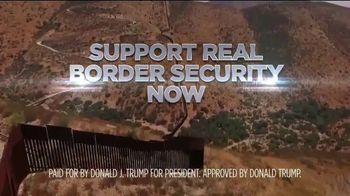Donald J. Trump for President TV Spot, 'Border Security' - Thumbnail 10