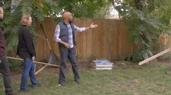 Tuff Shed TV Spot, 'Backyard Makeover: She Shed' - Thumbnail 4
