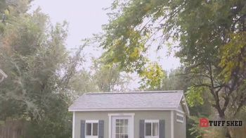 Tuff Shed TV Spot, 'Backyard Makeover: She Shed' - Thumbnail 7
