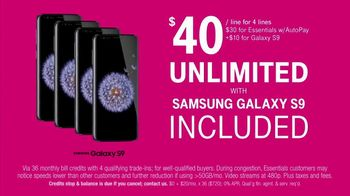 T-Mobile Unlimited TV Spot, 'New Year, New Phone' - Thumbnail 8
