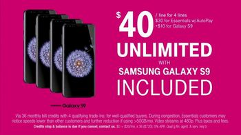 T-Mobile Unlimited TV Spot, 'New Year, New Phone' - Thumbnail 9