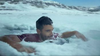 Coors Light TV Spot, 'Icy Swim' - Thumbnail 6