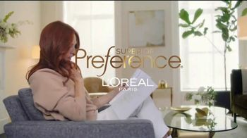 L'OreSuperior Preference Hair Color TV Spot, 'Women Who Want More' Featuring Julianne Moore - Thumbnail 1