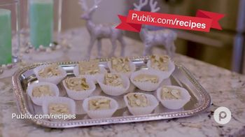 Publix Super Markets TV Spot, 'Holiday Recipes: Snicker Snap No Bake Fudge' - Thumbnail 9