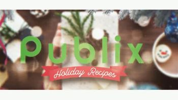 Publix Super Markets TV Spot, 'Holiday Recipes: Snicker Snap No Bake Fudge' - Thumbnail 1
