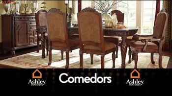 Ashley HomeStore La Venta 51 Por Ciento de Descuento TV Spot, 'Precio de lista' [Spanish] - Thumbnail 2