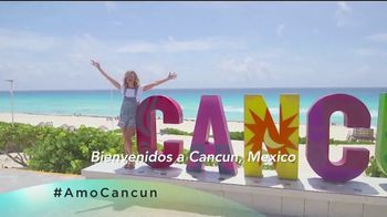 Mexico Tourism Board TV Spot, \'1st Look: amo Cancún\' [Spanish]