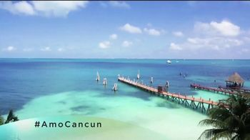 Mexico Tourism Board TV Spot, '1st Look: amo Cancún' [Spanish] - Thumbnail 3