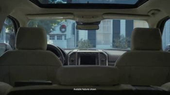 Ford Built for the Holidays Sales Event TV Spot, 'Sleigh' Song by Eartha Kitt [T2] - Thumbnail 2