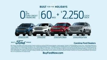 Ford Built for the Holidays Sales Event TV Spot, 'Sleigh' Song by Eartha Kitt [T2] - Thumbnail 7