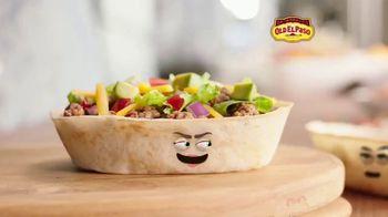 Old El Paso Tortilla Bowls TV Spot, 'Work It' - Thumbnail 1