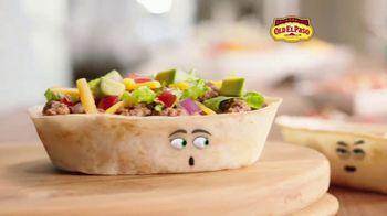 Old El Paso Tortilla Bowls TV Spot, 'Work It' - Thumbnail 2