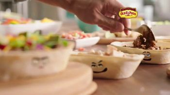 Old El Paso Tortilla Bowls TV Spot, 'Work It'