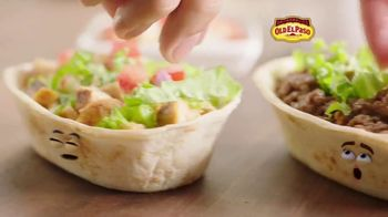 Old El Paso Tortilla Bowls TV Spot, 'Work It' - Thumbnail 4