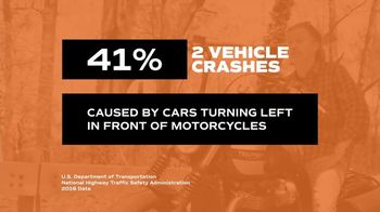 Tom McGrath's Motorcycle Law Group TV Spot, 'Motorcycle Safety' - Thumbnail 2