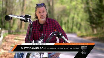 Tom McGrath's Motorcycle Law Group TV Spot, 'Motorcycle Safety' - Thumbnail 3