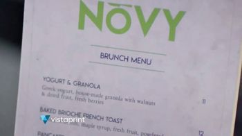 Vistaprint TV Spot, 'Own the Now: NoVY' Song by Jan P. Muchow - Thumbnail 5
