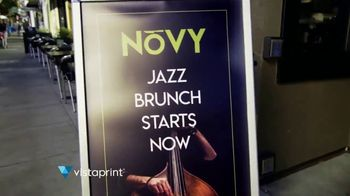 Vistaprint TV Spot, 'Own the Now: NoVY' Song by Jan P. Muchow - Thumbnail 6