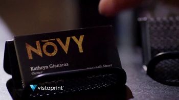 Vistaprint TV Spot, 'Own the Now: NoVY' Song by Jan P. Muchow - Thumbnail 7