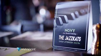Vistaprint TV Spot, 'Own the Now: NoVY' Song by Jan P. Muchow
