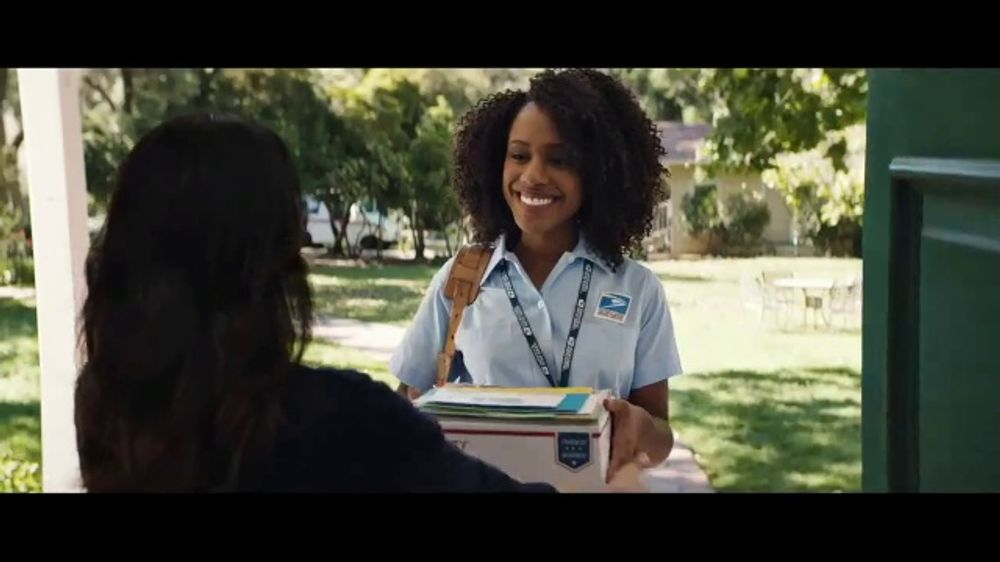 USPS TV Commercial, 'The Future Delivered'