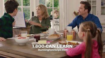 Huntington Learning Center TV Spot, 'Low Grades' - Thumbnail 9