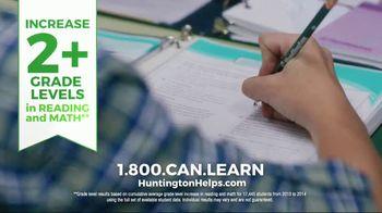 Huntington Learning Center TV Spot, 'Low Grades' - Thumbnail 8