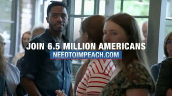 Need to Impeach TV Spot, 'The Question' Featuring Tom Steyer - 53 commercial airings