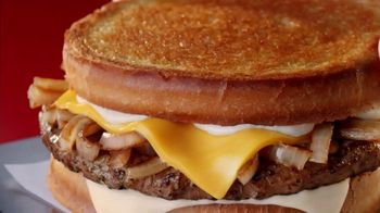 Jack in the Box Sourdough Patty Melt Combo TV Spot, 'Uncomfortable: Airplane' - Thumbnail 3