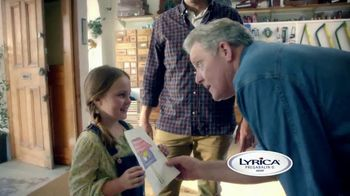 Lyrica TV Spot, 'Hardware Business' - 783 commercial airings