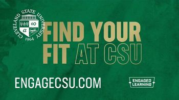 Cleveland State University TV Spot, 'Find Your Fit' - Thumbnail 9