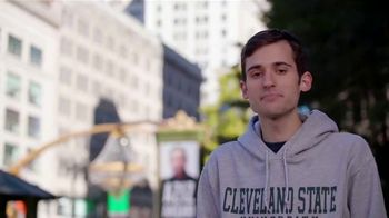 Cleveland State University TV Spot, 'Find Your Fit' - Thumbnail 1
