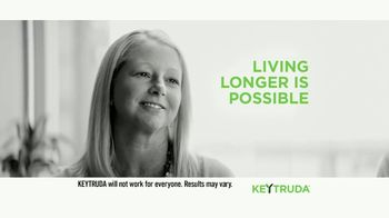 Keytruda TV Spot, 'It's TRU: Katy and Dr. Kloecker's Story: Living Longer Is Possible' - Thumbnail 9