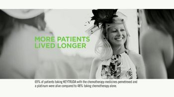 Keytruda TV Spot, 'It's TRU: Katy and Dr. Kloecker's Story: Living Longer Is Possible' - Thumbnail 2