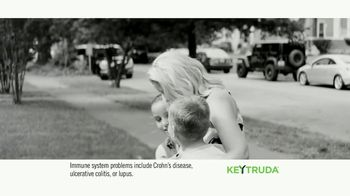 Keytruda TV Spot, 'It's TRU: Katy and Dr. Kloecker's Story: Living Longer Is Possible' - Thumbnail 8