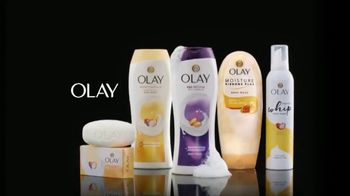 Olay Age Defying With Vitamin E Body Wash TV Spot, 'From Tired to Firm' - Thumbnail 10