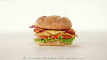 Chick-fil-A Grilled Chicken Club TV Spot, 'The Little Things: Jenna and Leslie' - Thumbnail 10