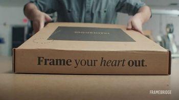 Framebridge TV Spot, 'True Custom Framing Made Truly Simple'