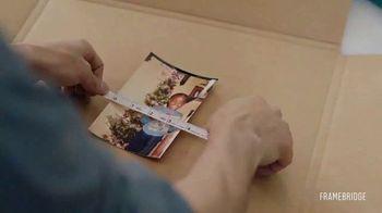 Framebridge TV Spot, 'True Custom Framing Made Truly Simple' - Thumbnail 1