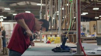 Framebridge TV Spot, 'True Custom Framing Made Truly Simple' - Thumbnail 2
