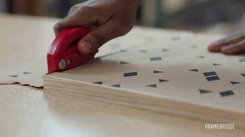 Framebridge TV Spot, 'True Custom Framing Made Truly Simple' - Thumbnail 4
