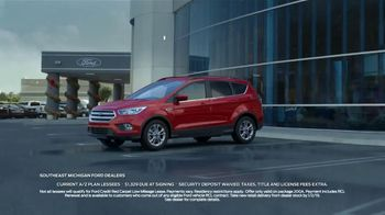 Ford Built for the Holidays TV Spot, 'A/Z Plan Lessees: Final Days' [T2] - Thumbnail 1