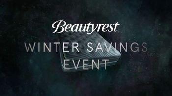 Beautyrest Winter Savings Event TV Spot, 'Free Beautyrest Sleeptracker'