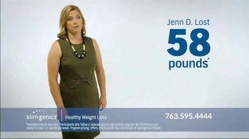 SlimGenics TV Spot, 'Jenn' - Thumbnail 1