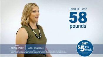 SlimGenics TV Spot, 'Jenn' - Thumbnail 6